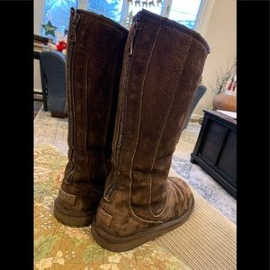 UGG Australia Knightsbridge tall boot sz 9